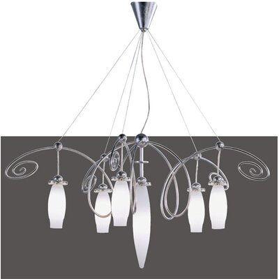 Lamp International Deco Chandelier
