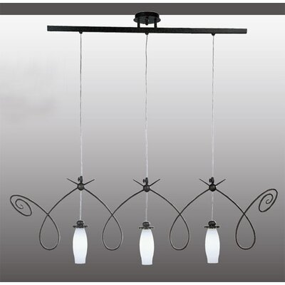 Lamp International Deco 3 Light Pendant