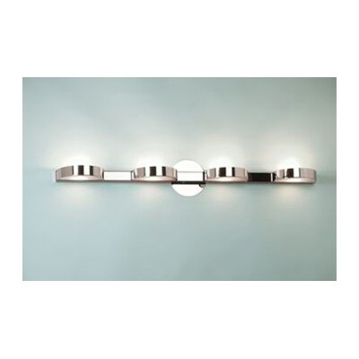 Illuminating Experiences Slimline 4 Light Wall Light