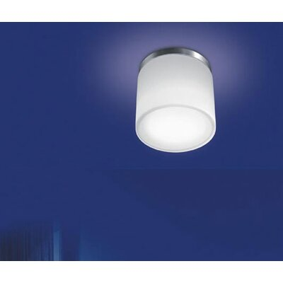 Illuminating Experiences Domino Flush Mount