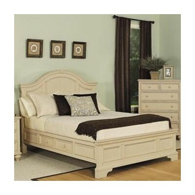 Wynwood Furniture Hadley Pointe Panel Bed