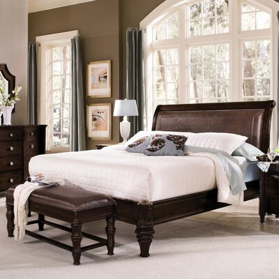 Sutton Place Panel Bed
