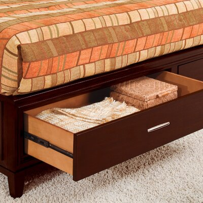 Wynwood Furniture Henley Storage Panel Bed
