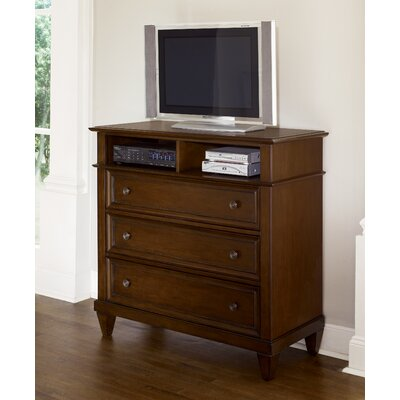 Wynwood Furniture Westhaven 3 Drawer Media Chest