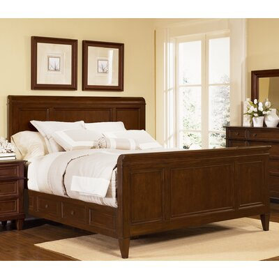Wynwood Furniture Westhaven Panel Bedroom Collection