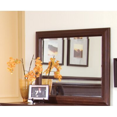 Wynwood Furniture Henley Rectangular Dresser Mirror