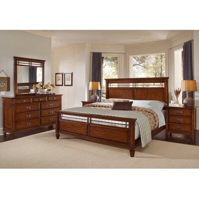 Wynwood Furniture Randolph Park Panel Bedroom Collection