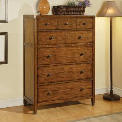 Wynwood Furniture Storehouse 7 Drawer Chest