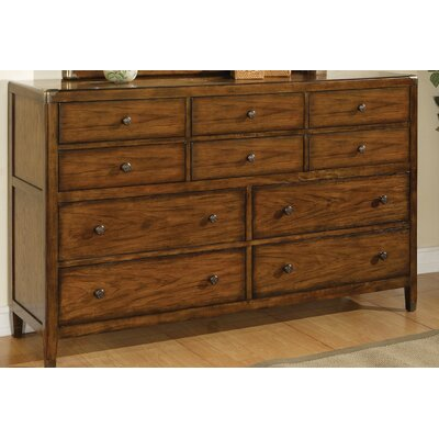 Wynwood Furniture Storehouse 10 Drawer Dresser