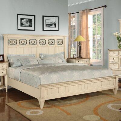 Garden Walk Panel Bed