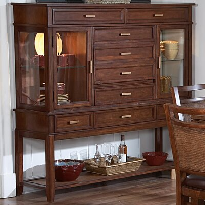 Wynwood Furniture West China Cabinet