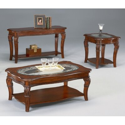 Wynwood Furniture Granada Coffee Table Set