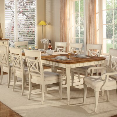 Wynwood Furniture Garden Walk 9 Piece Dining Set