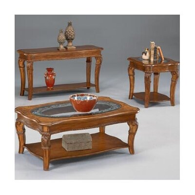 Wynwood Furniture Cordoba Coffee Table Set