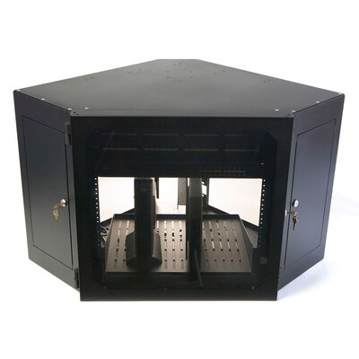 Kendall Howard The Corner Wall Mount Enclosure