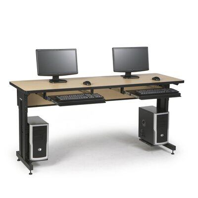 "Kendall Howard 72"" x 24"" Advanced Classroom Training Table"