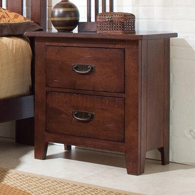 Stonewater 2 Drawer Nightstand