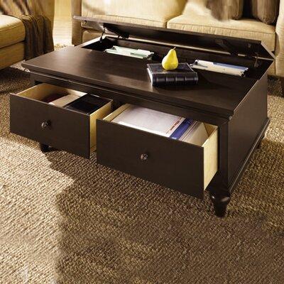 Somerset storage coffee table wayfair for Wayfair coffee tables with storage