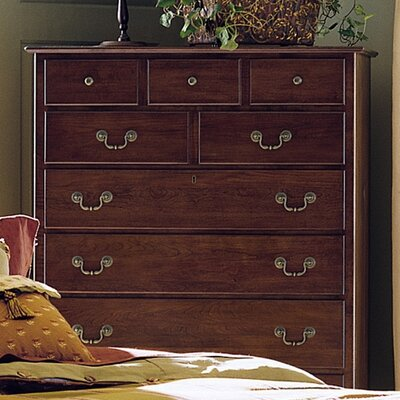 Brookside 9 Drawer Monarch Chest