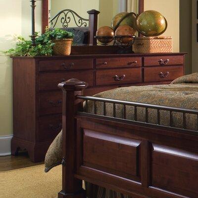 Kincaid Brookside Ten Drawer Dresser