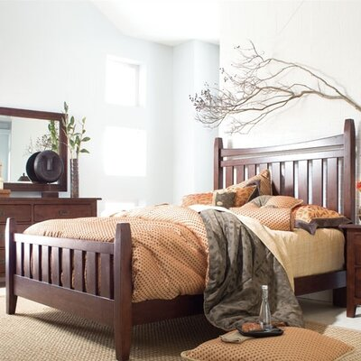 Kincaid Stonewater Slat Bed