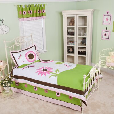Sophia's Garden Twin Bedding Set