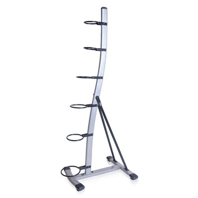 Definity 6 Tier Medicine Ball Rack