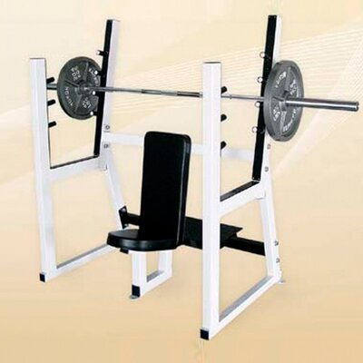 Yukon Fitness Commercial Olympic Shoulder Press Upper Body Gym