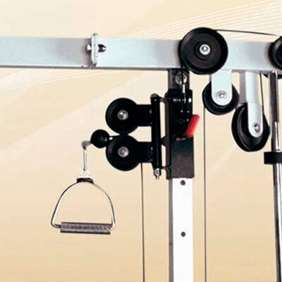 fitness crossover cable machine