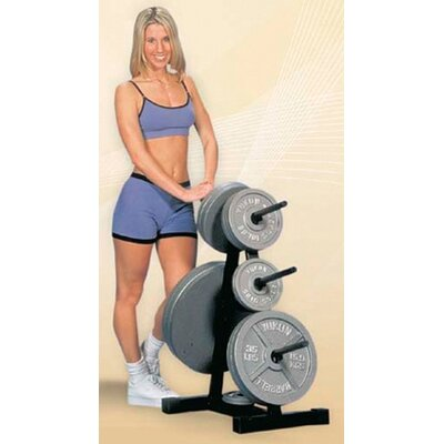 Yukon Fitness Heavy Duty Plate Rack
