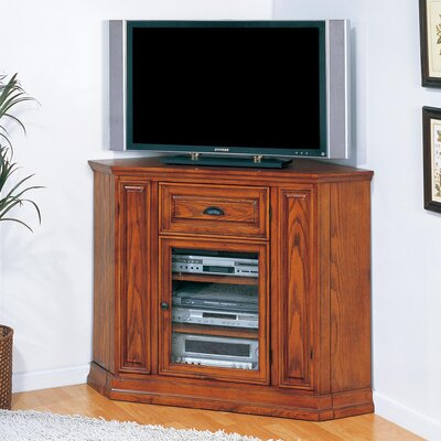 Leick Furniture Riley Holliday 46&quot; Corner TV Stand