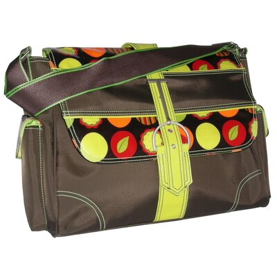 Hadaki Multitasker Large Messenger Bag