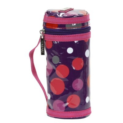 Hadaki Bottle Sleeve in Bouncing Ball Berry