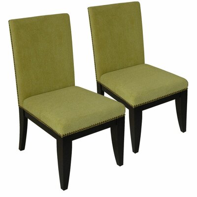 Carolina Accents Montgomery Parsons Chair (Set of 2)