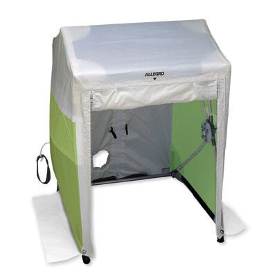 Allegro Tent Deluxe Work 6X6 2 Door