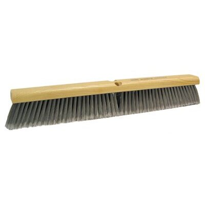 Anderson Brush Kleen Sweep Floor Brushes - 884 kleen sweep silver tip synth floor brush