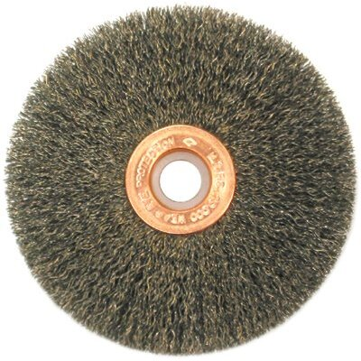 "Anderson Brush Small Diameter Wire Wheels-SS Series-Single Sections - ss30 3""dia. single section crimped wire wheel"