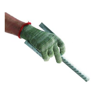 Ansell 8 Vantage® Heavy Weight Loop-In Terry Cloth With Kevlar® Fiber Cut Resistant Gloves