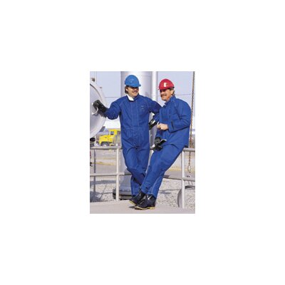 "Ansell Sawyer-Tower CPC™ Blue Nomex Trilaminate 49"" Chemical And Flame Resistant Coat With Gore® Fabric"