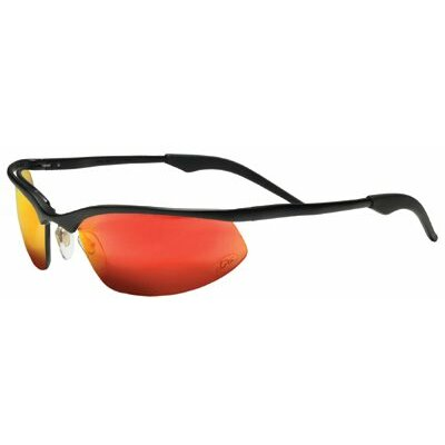 AOSafety® Ao Safety - Orange County Chopper Safety Eyewear Occ204 Safety Glasses Black Alum Frame Clear Af: 247-11447-00000-10 - occ204 safety glasses black alum frame clear af