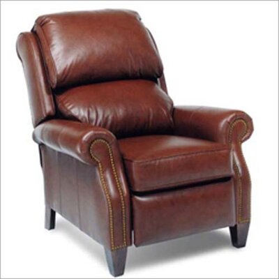 Winston Leather Wing Recliner