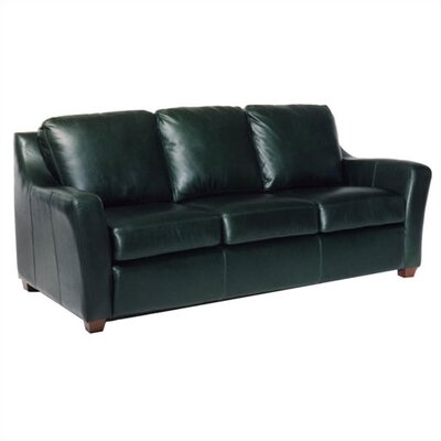 Distinction Leather Edwardo Queen Sized Sleep Sofa