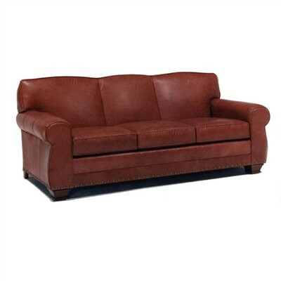 Distinction Leather Hampton Leather Sofa