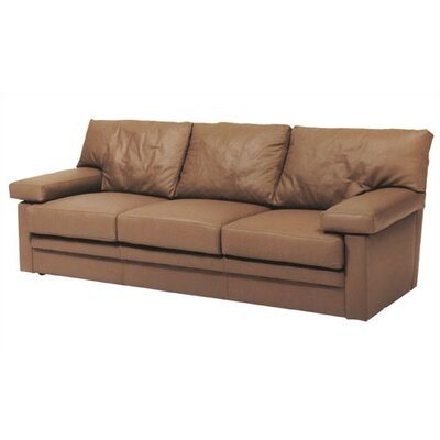 Manhattan Leather Sofa