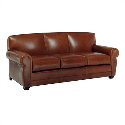 Distinction Leather Jordan Leather Sofa