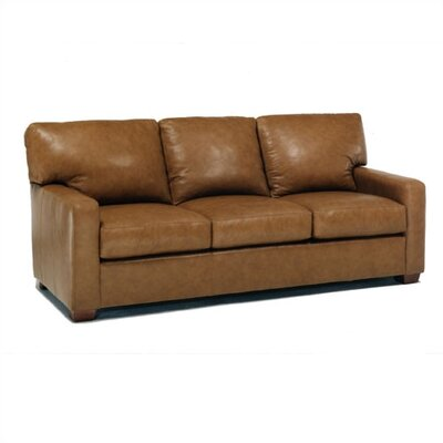 Maison Left Leather Sofa