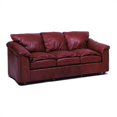 Denver Leather Sofa