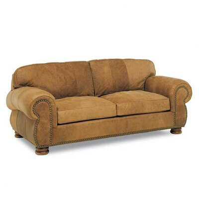Beaumont Leather Sofa