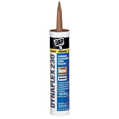 Brown Dynaflex 230 Sealant 18418