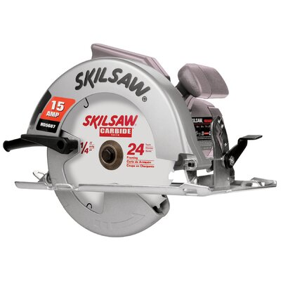 "Bosch Power Tools 15 Amp 7.25"" Blade Diameter Skilsaw® Corded Circular Saw"
